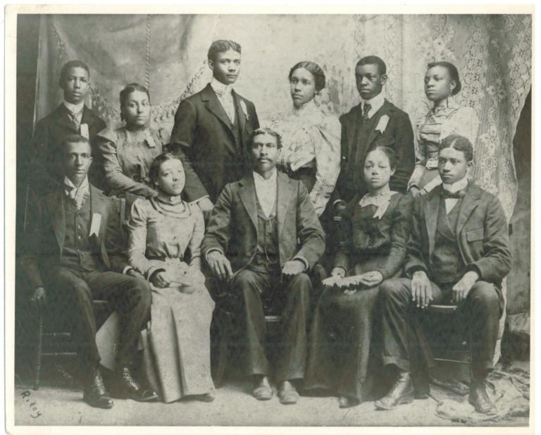 Lincoln High School 1899