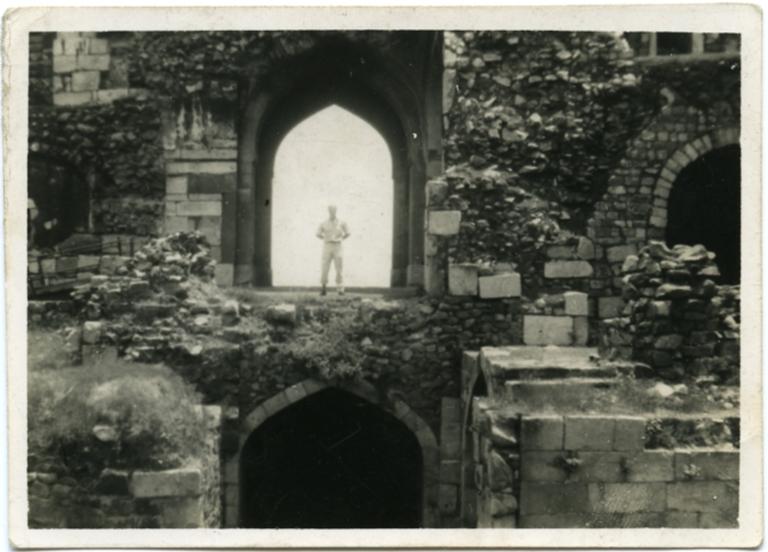James in Jantar Mantar