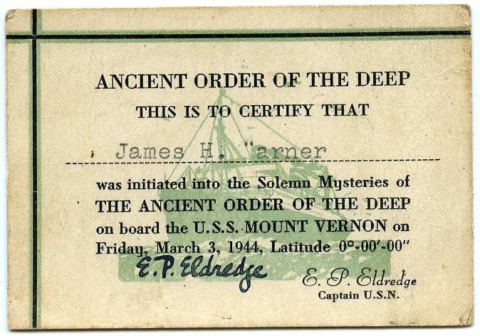 Ancient Order of the Deep