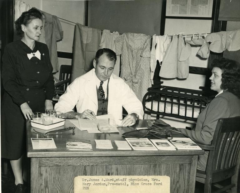 McCracken County Health Department Staff
