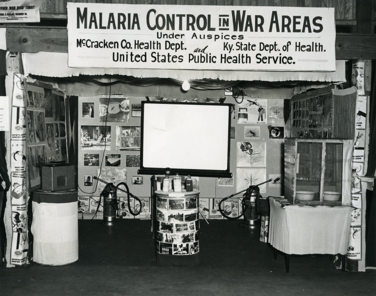 McCracken County Health Department Malaria Control