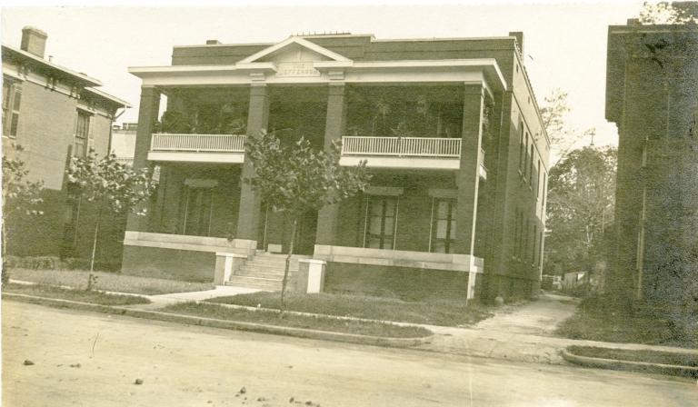 Jefferson Apartments