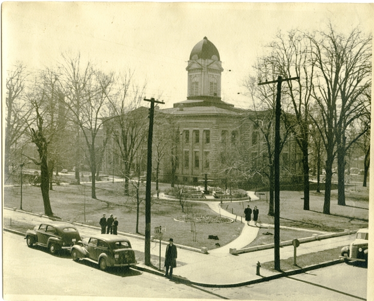 Old McCracken County Courthouse