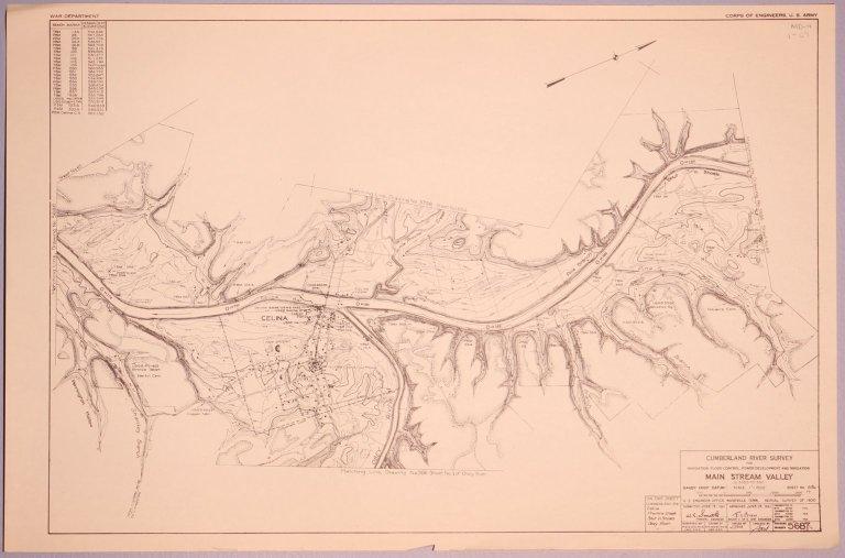 Cumberland River Survey 5687