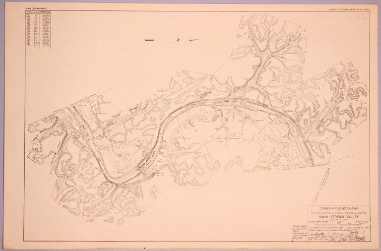 Cumberland River Survey 5682