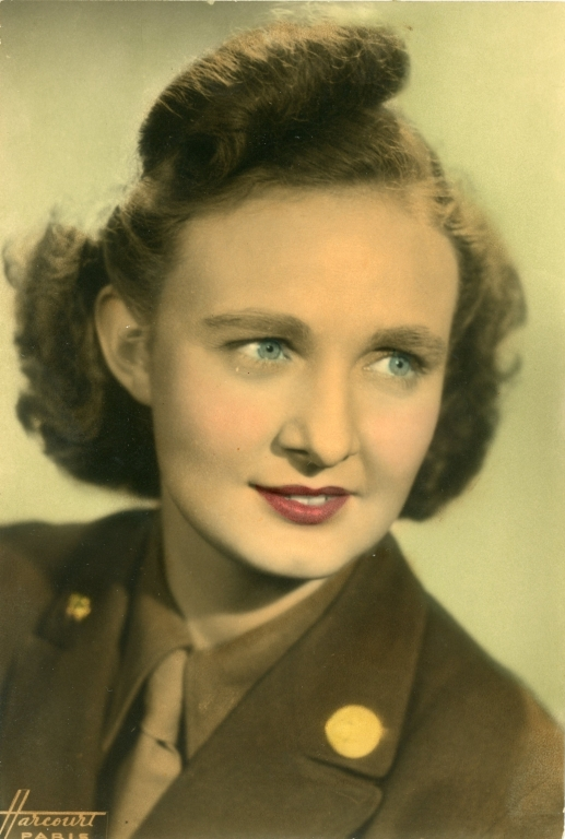Marylee Comisak World War Two album