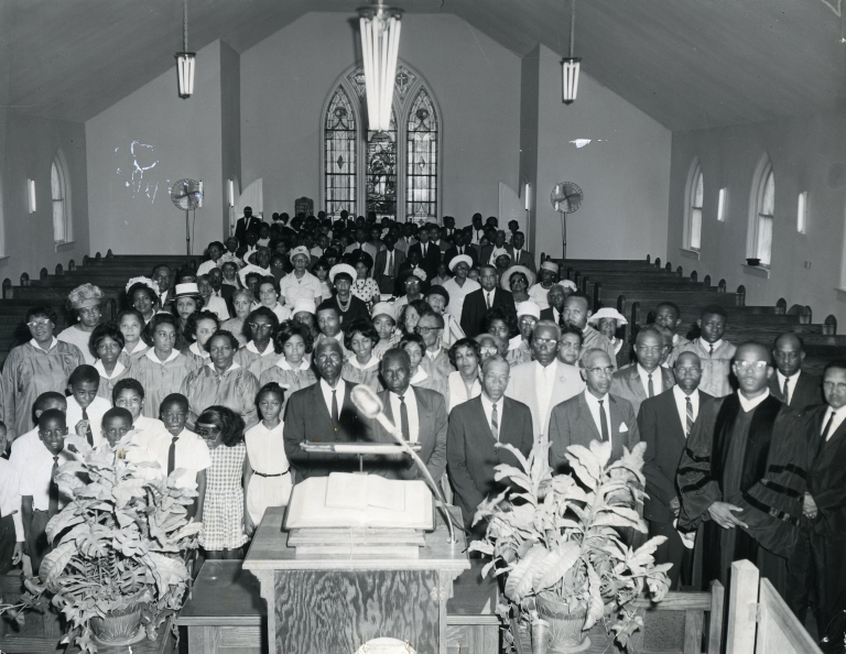 Congregation of Greater Love Missionary Baptist Church