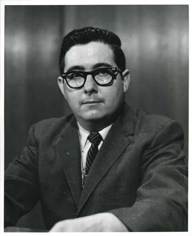 News director Gene Compton