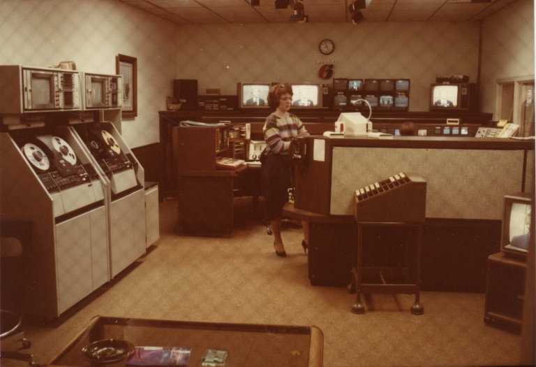 Videotape control center