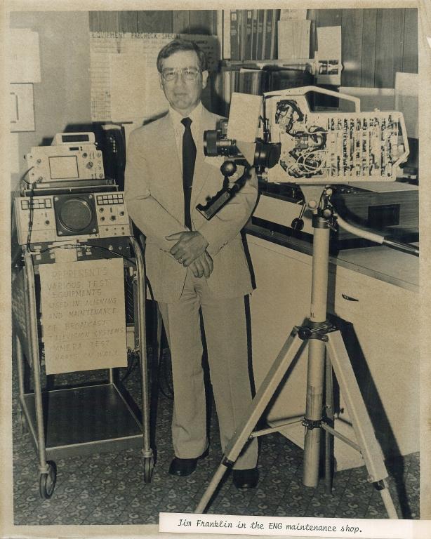 Engineer Jim Franklin