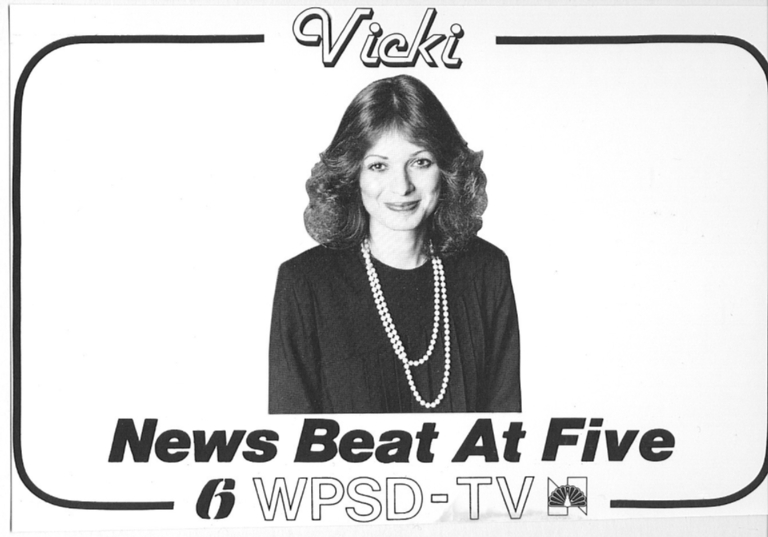 News promo for anchor Vicki Dortch