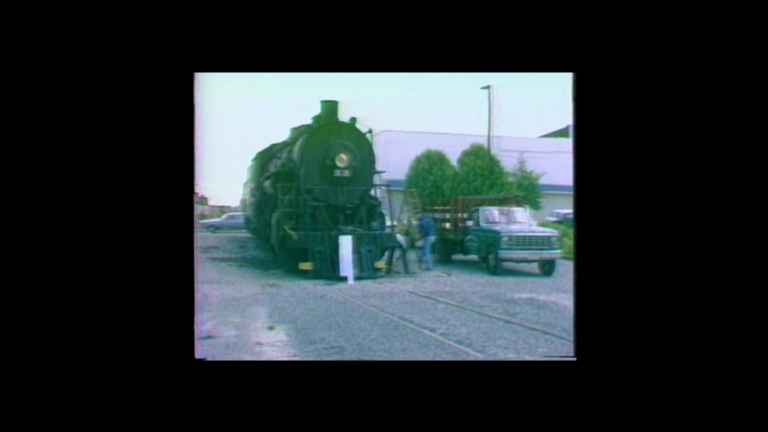 Various video of Engine 1518