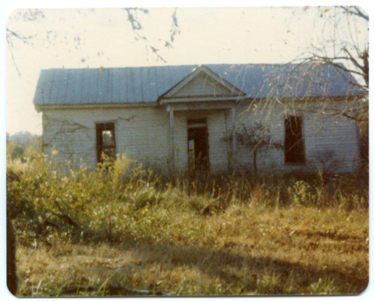 House on J.W. Shelby Farm