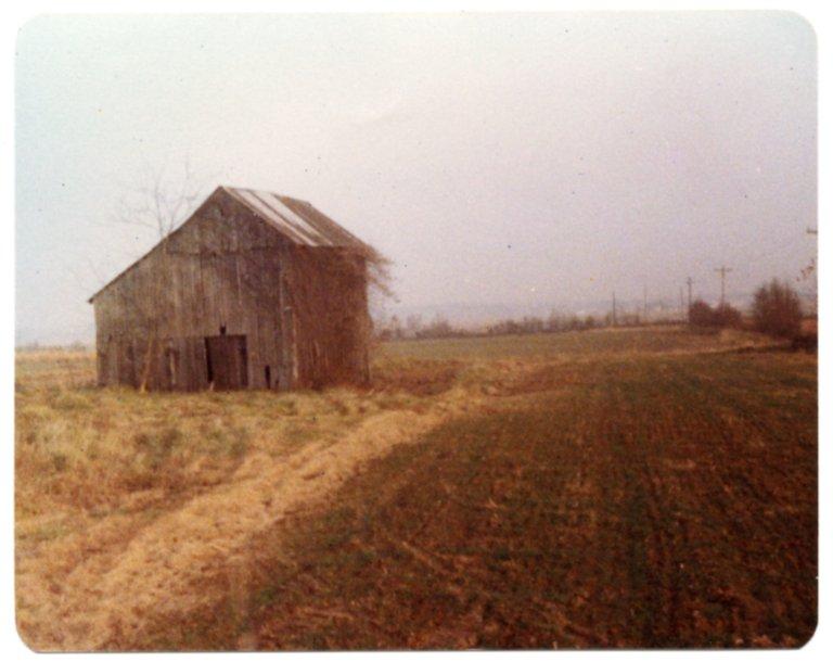 Barn on Miller Farm