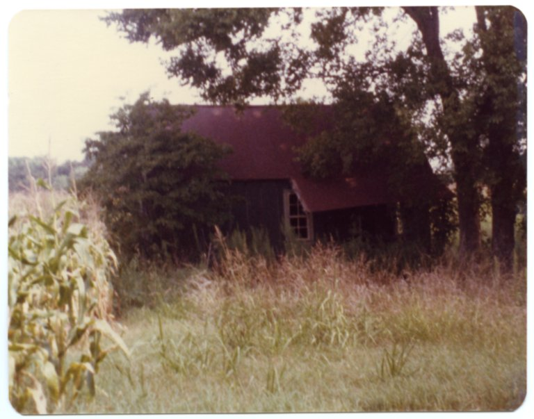 House on James Perry Farm