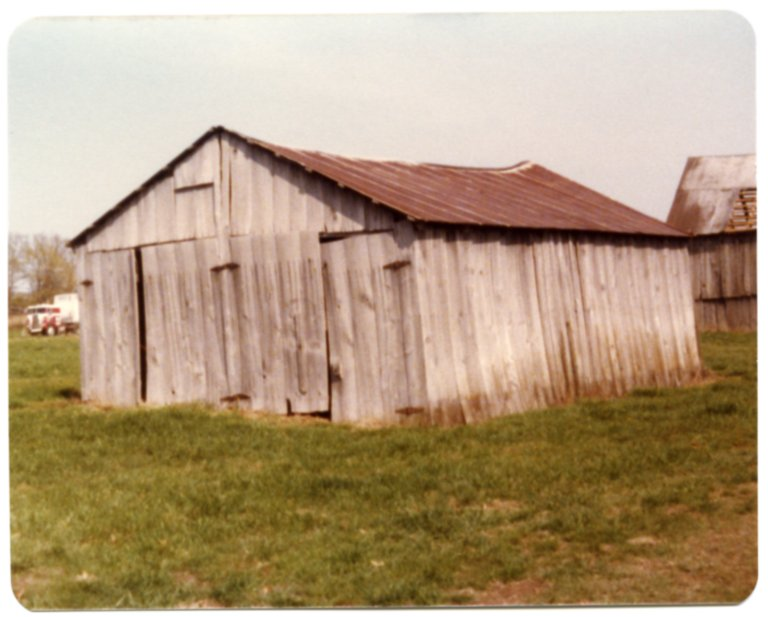 Barn on the Perkins Farm
