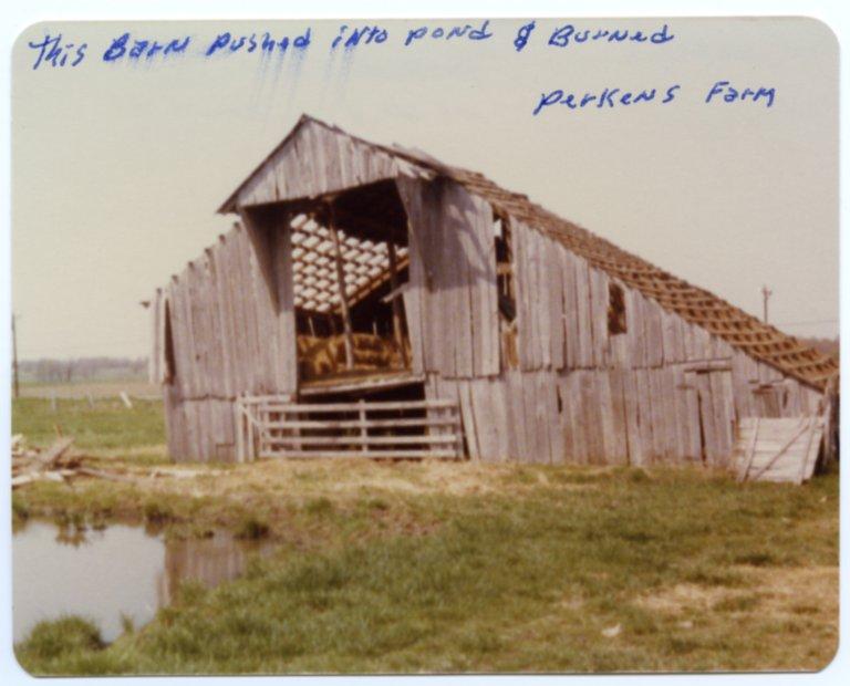 Barn on Perkins Farm