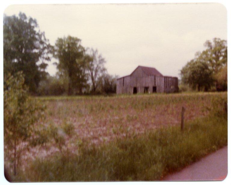 Barn Near Ingleside