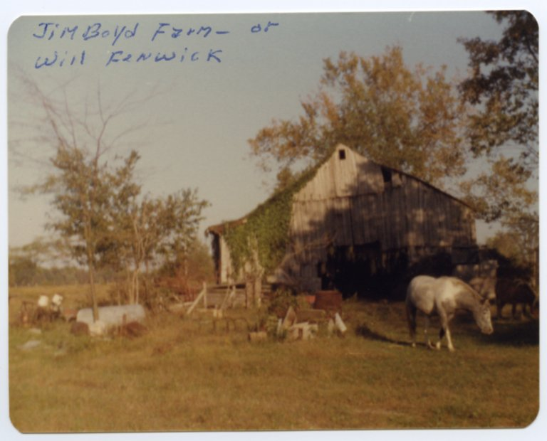 The Old Will Fenwick Farm