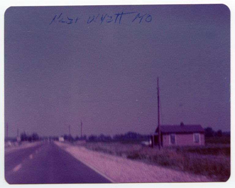 Near Wyatt Missouri