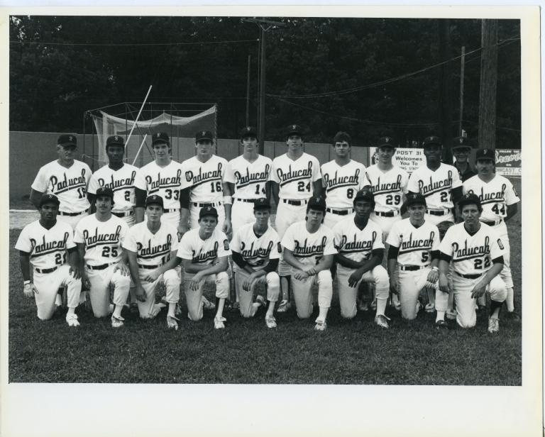 Paducah Post 31 Baseball Team