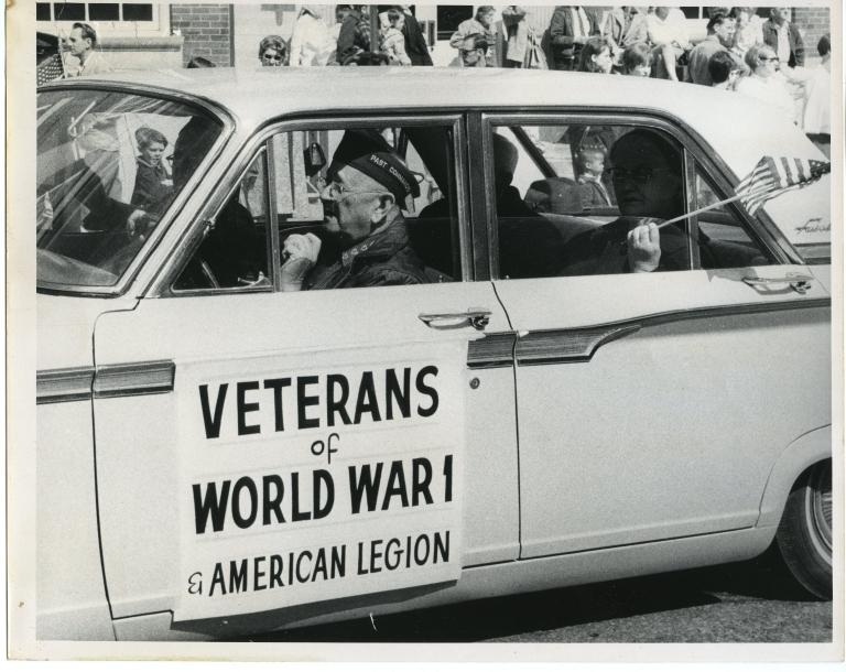 Veterans of World War 1