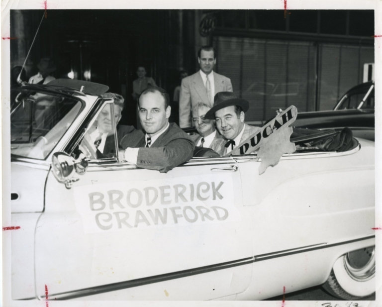 Broderick and Jack