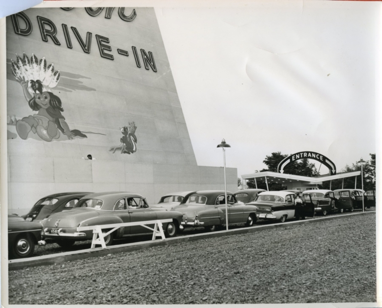 The South Twin Drive-In