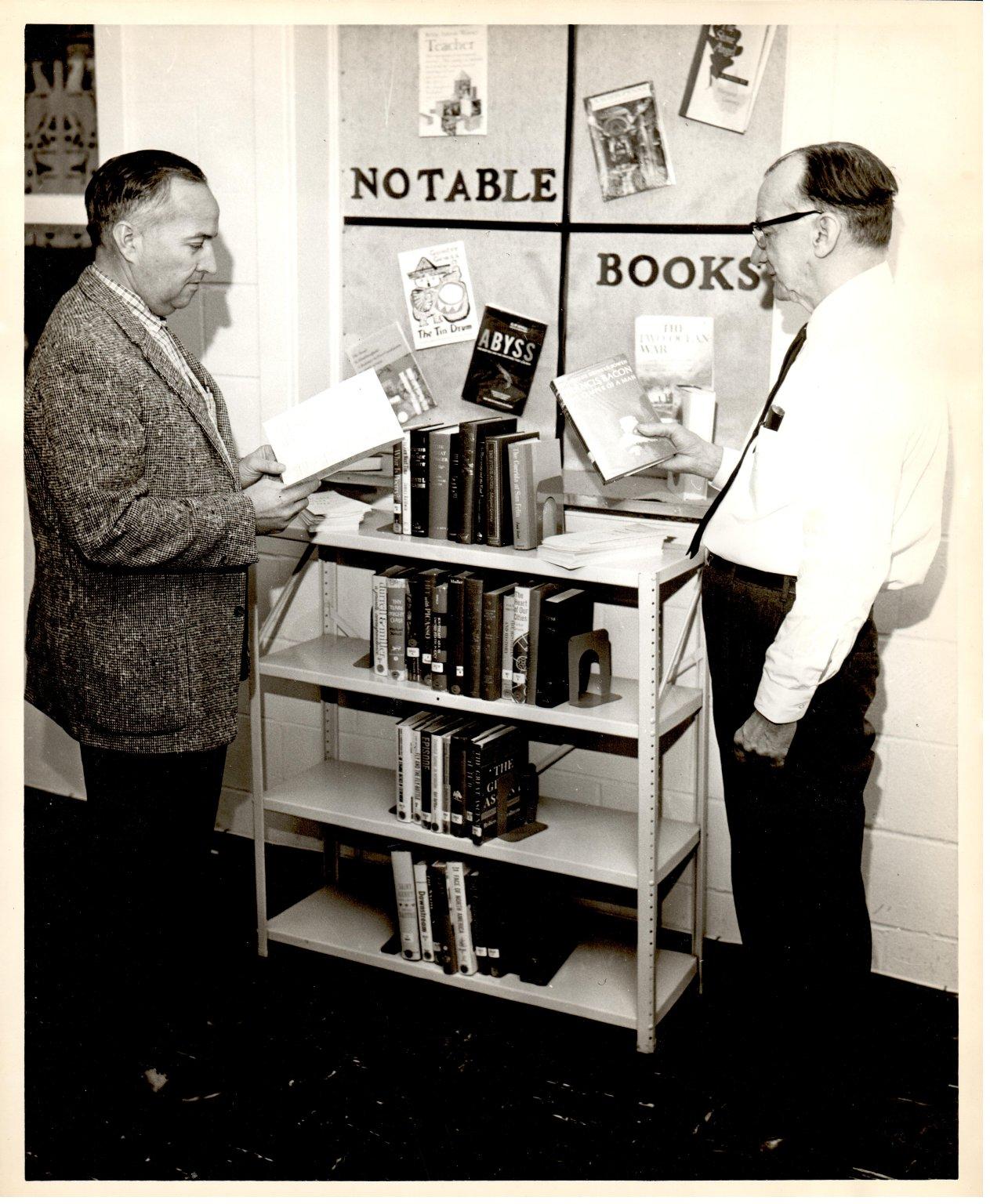 Harriett Boswell Notable Book Shelf