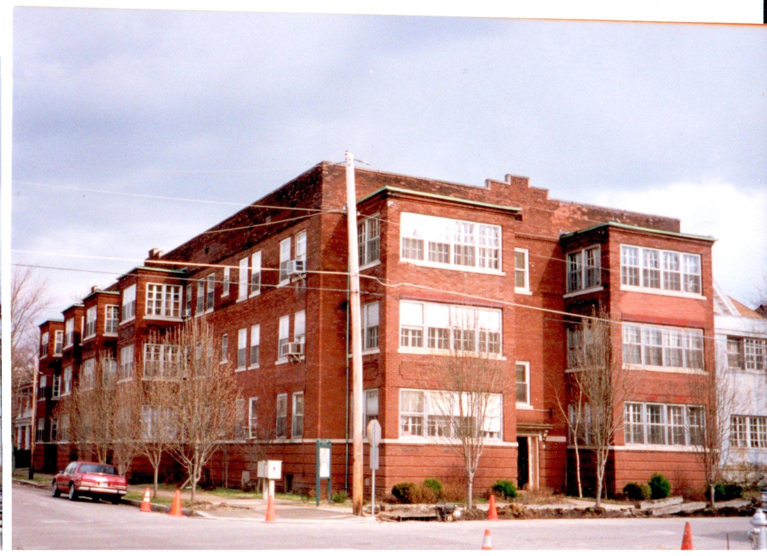 Madison Apartments, Paducah