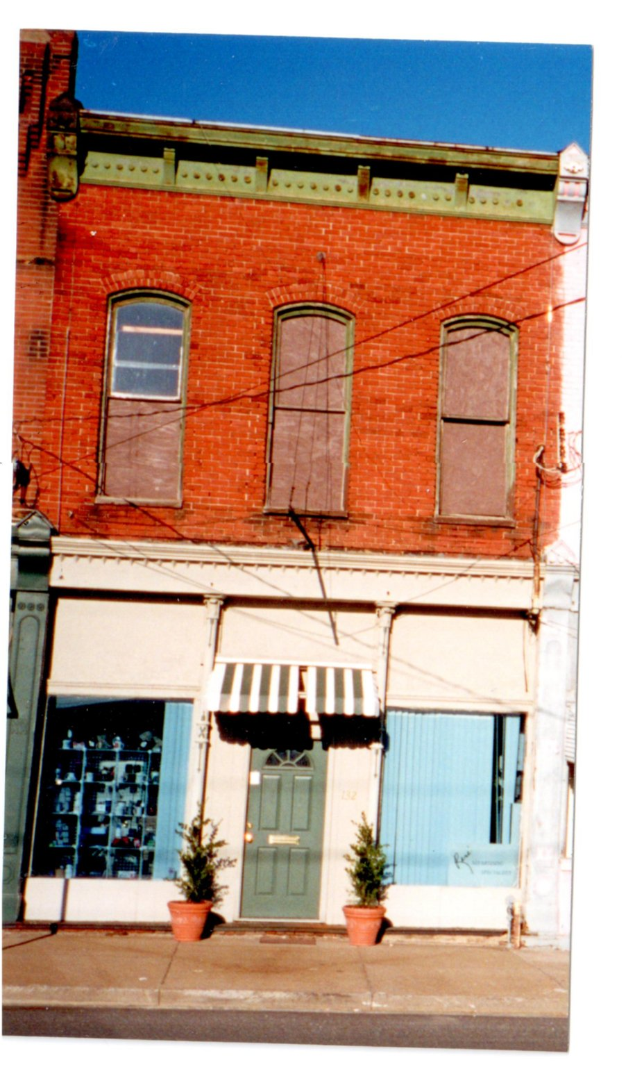 Building at 132 South 3rd Street