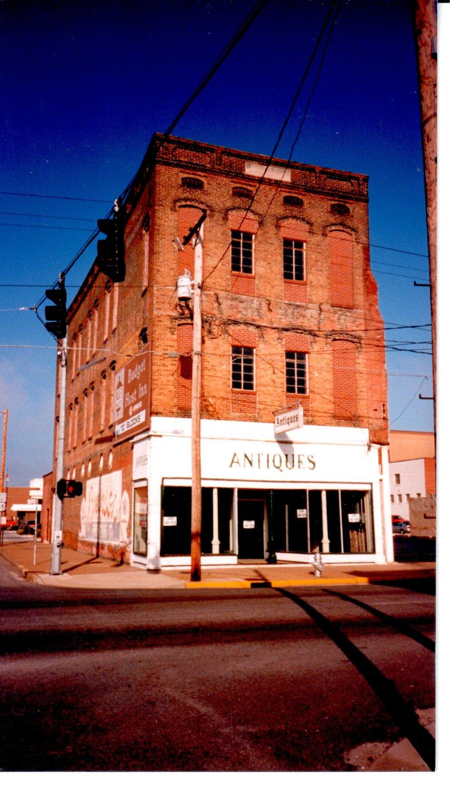Johnston Building