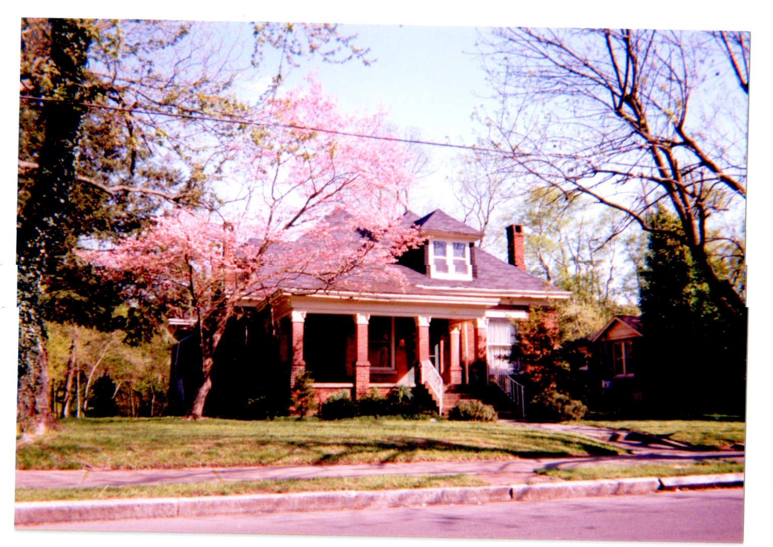 House at 1822 Broad Street