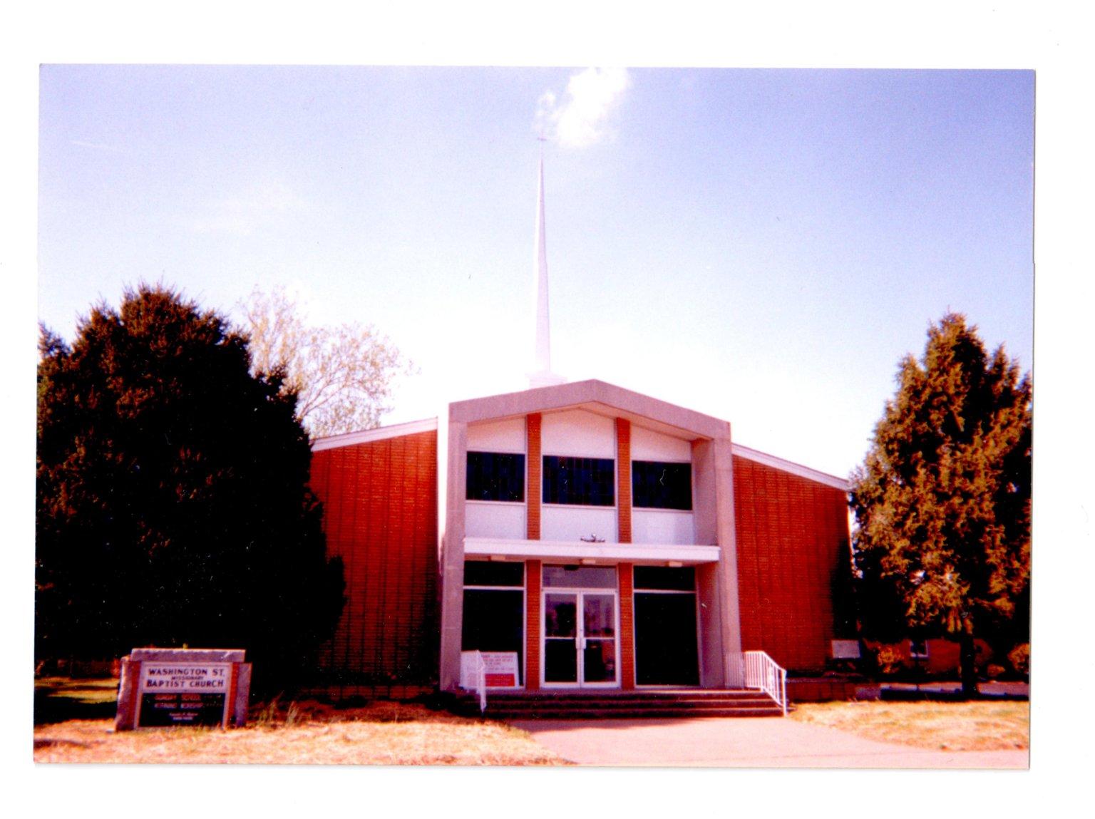 Washington Street Missionary Baptist Church