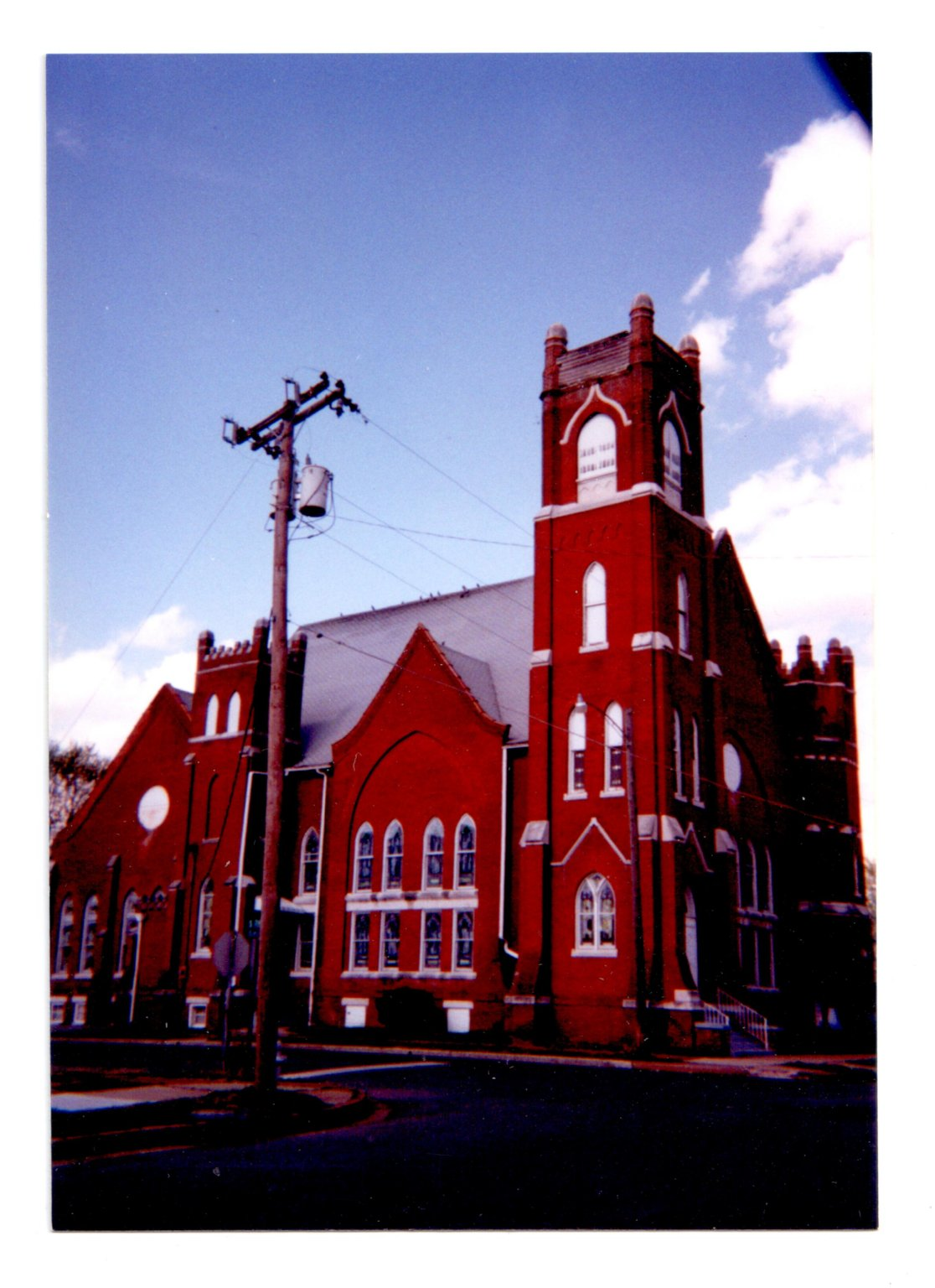 Burks Chapel African American Episcopal Church