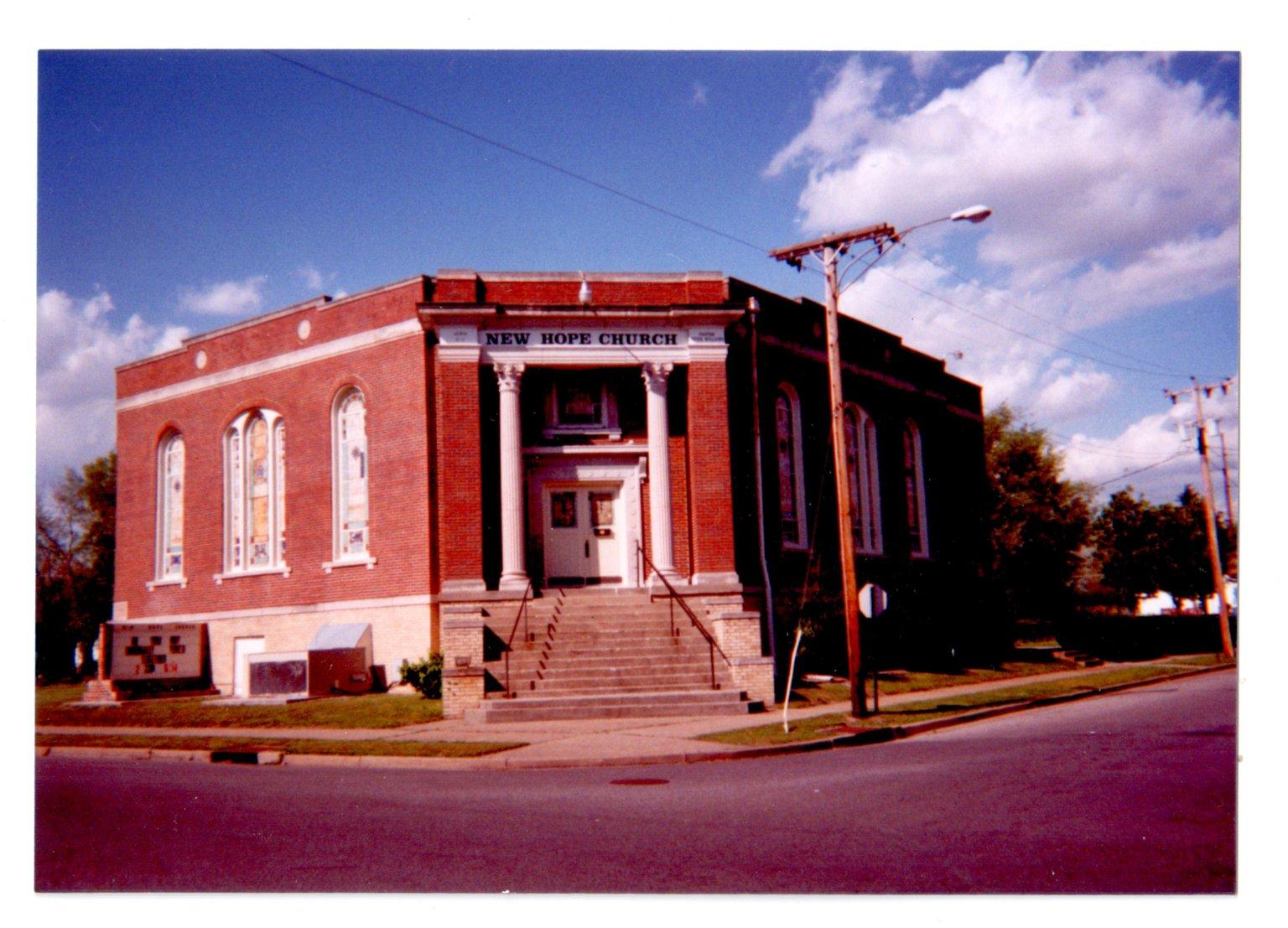 Murrell Blvd. Christian Church