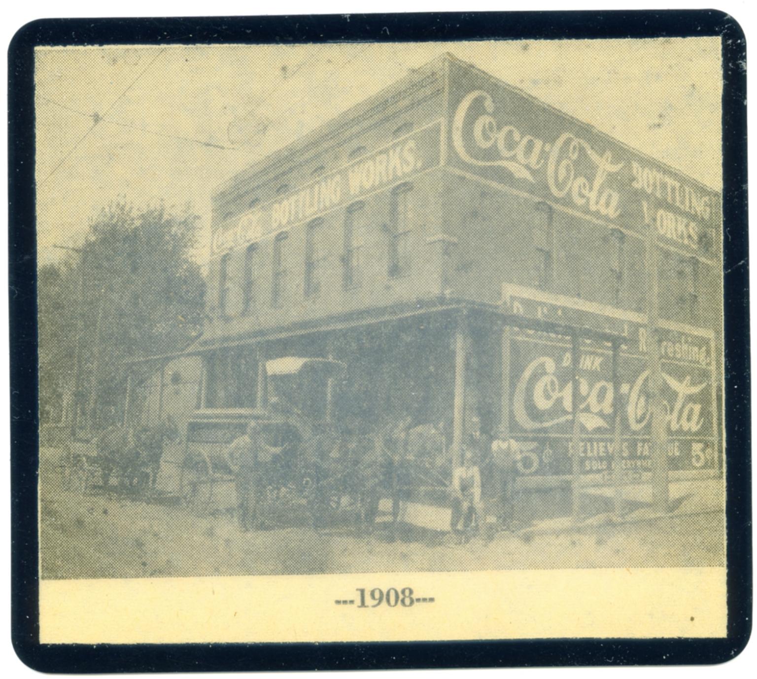 Coca-Cola Bottling Works