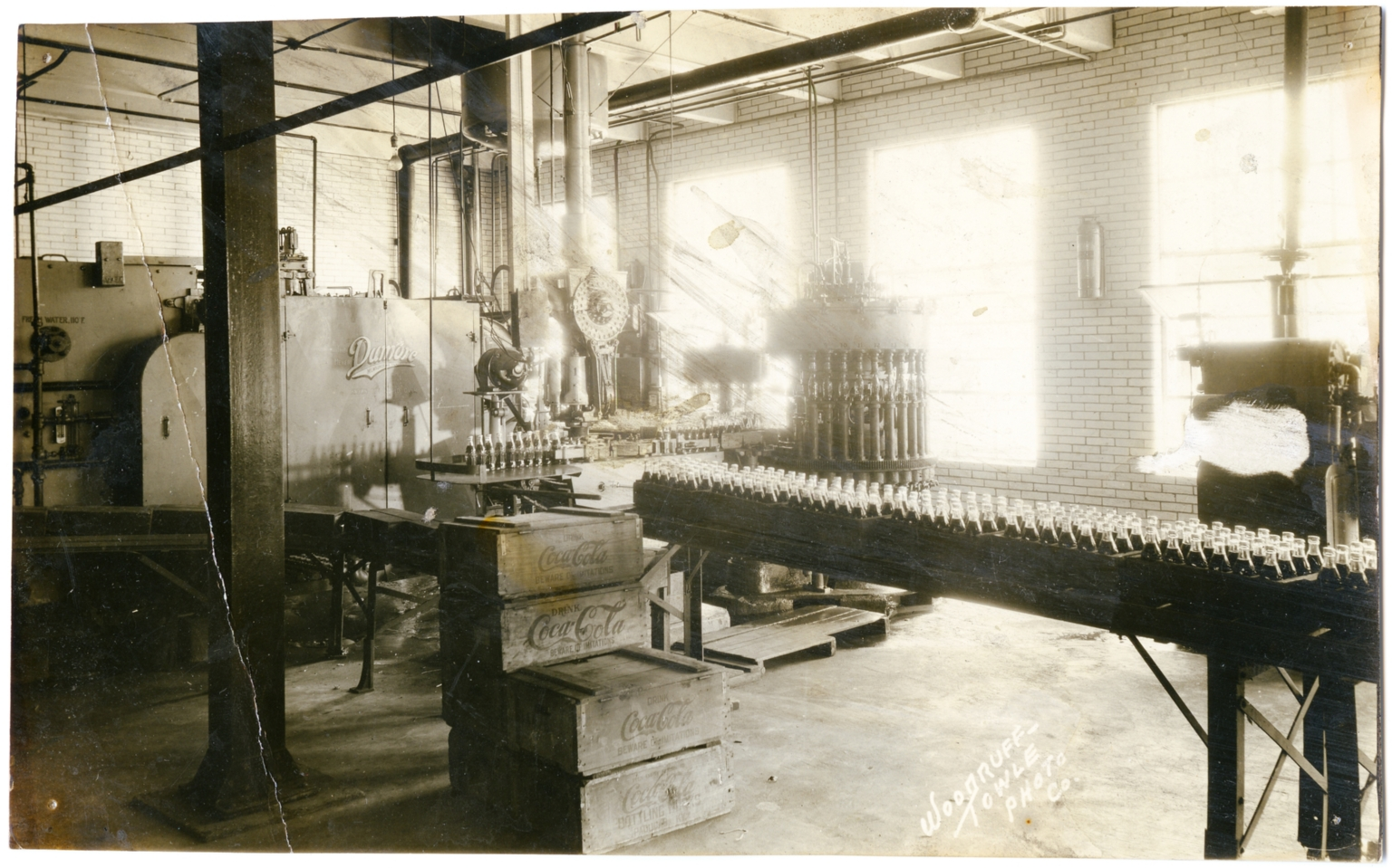 Coca-Cola Bottling Works