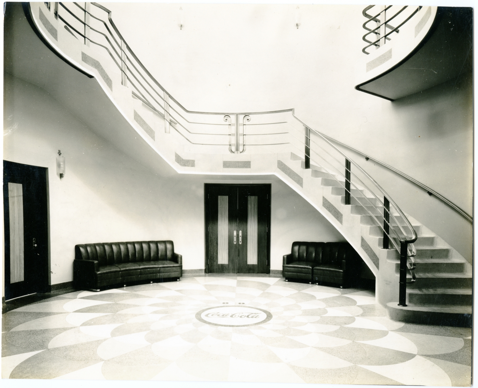 Lobby of the Coca-Cola Building