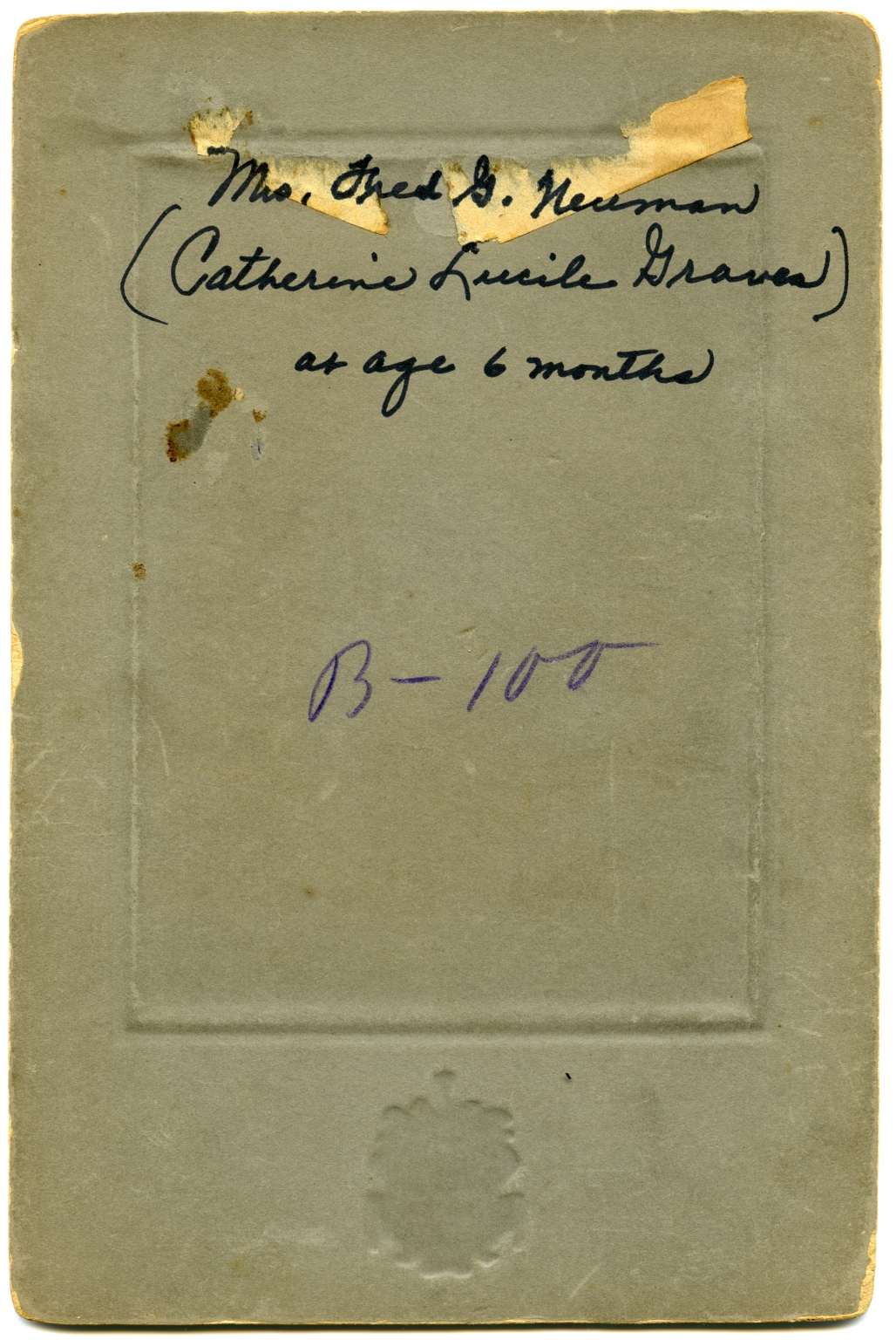 Catherine Lucille Graves