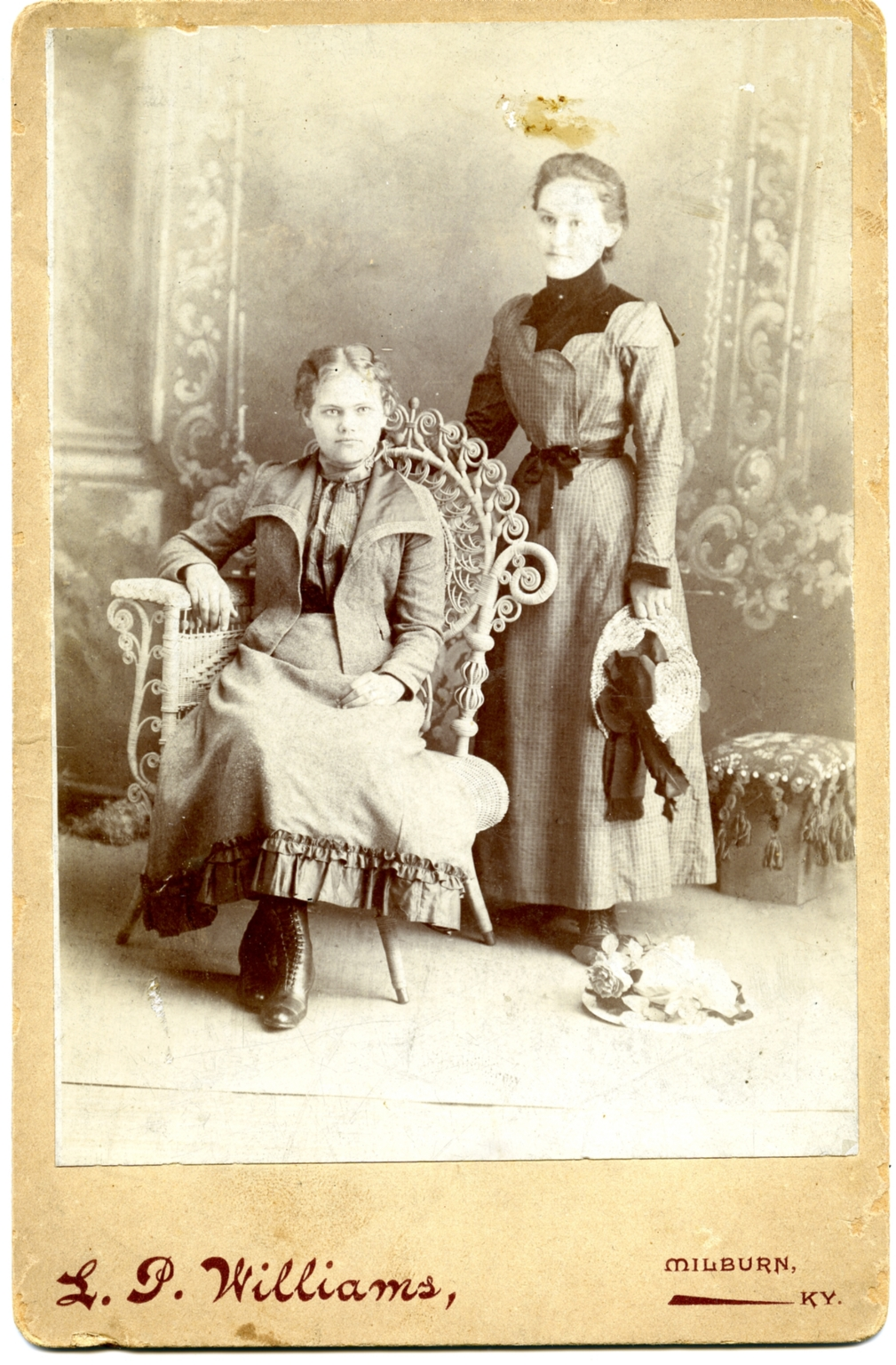 Grace and Lacy Smith