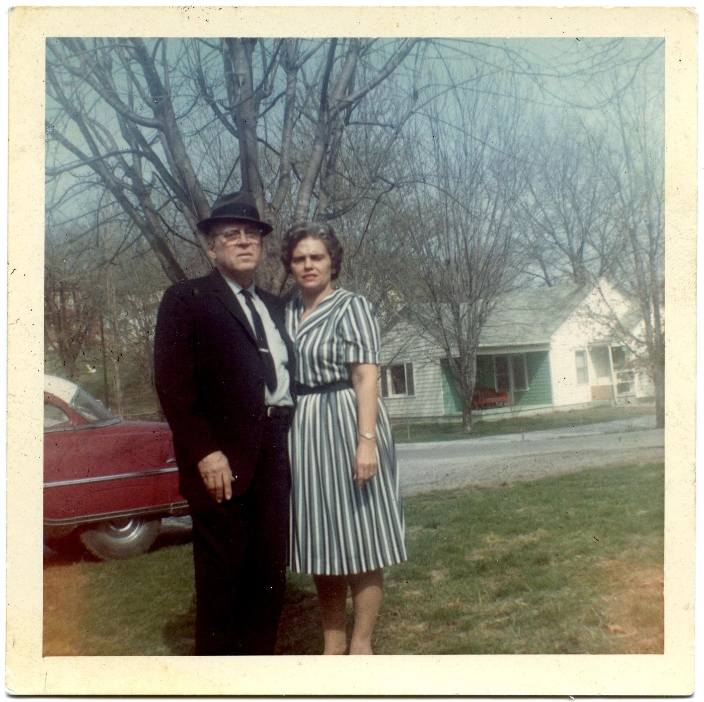 Lillian and John