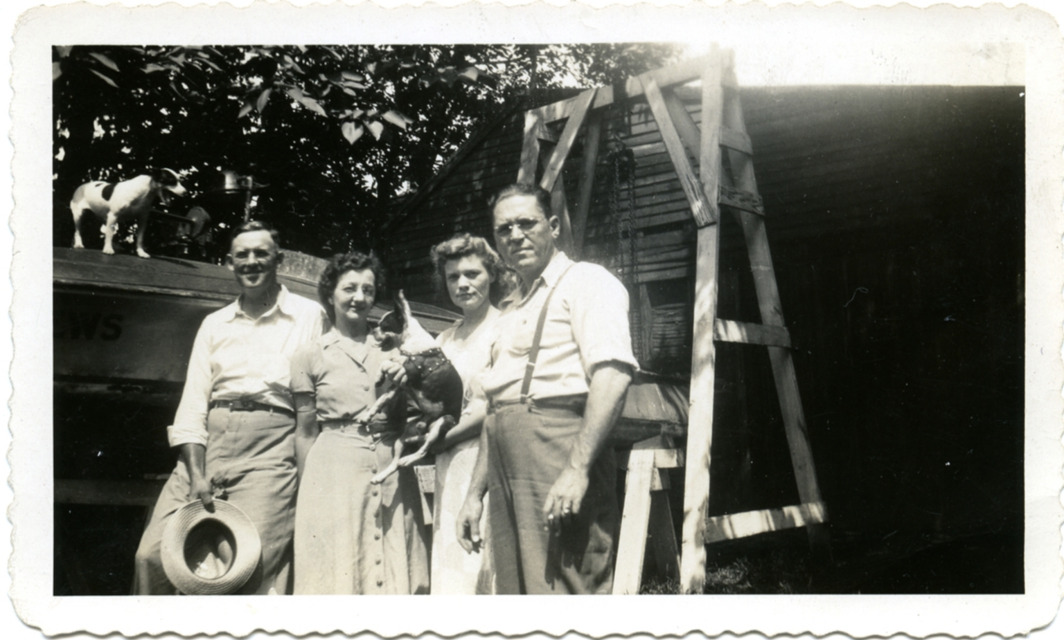 The Wilkes and the Johnsons