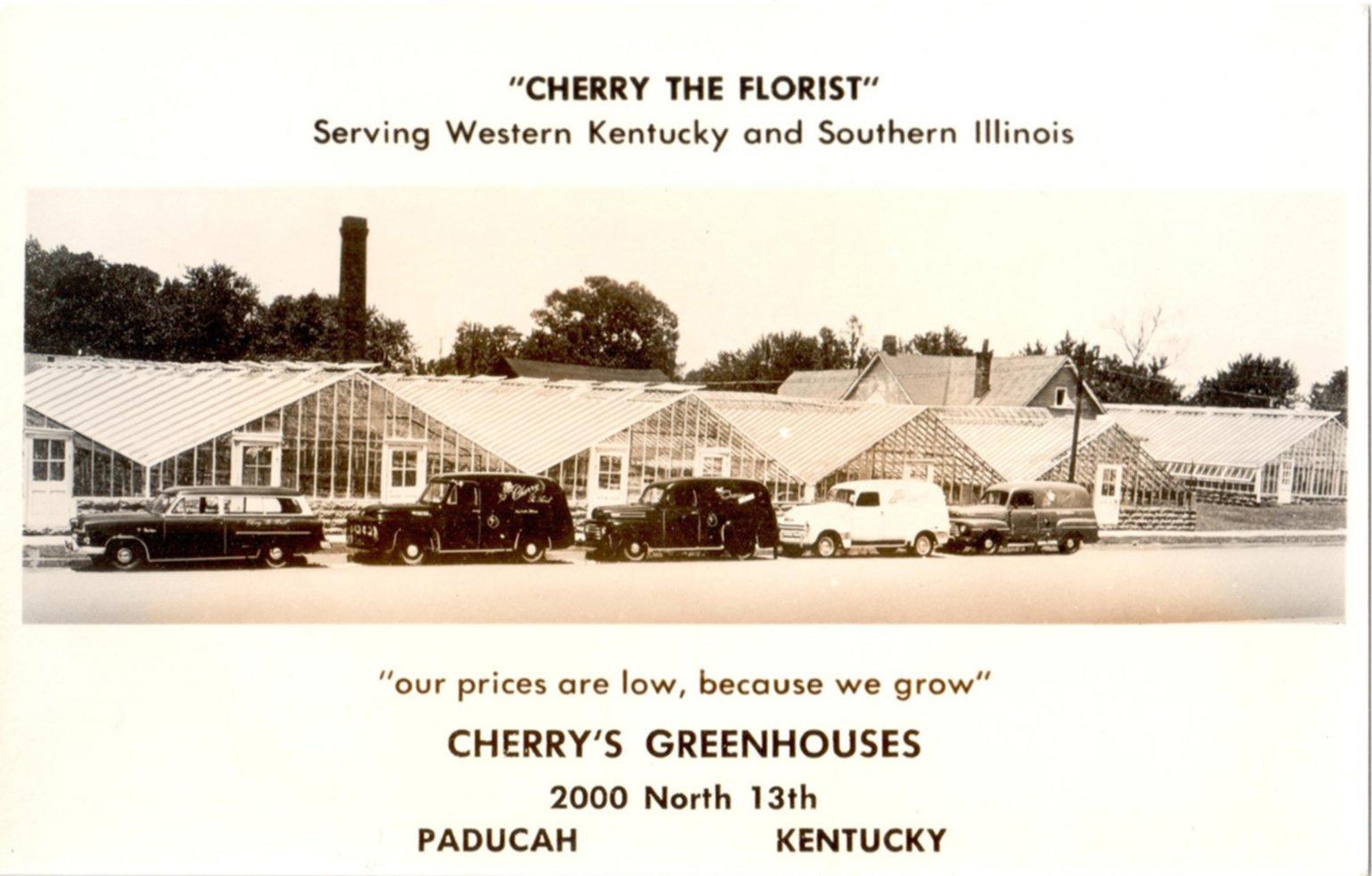 """Cherry The Florist"""
