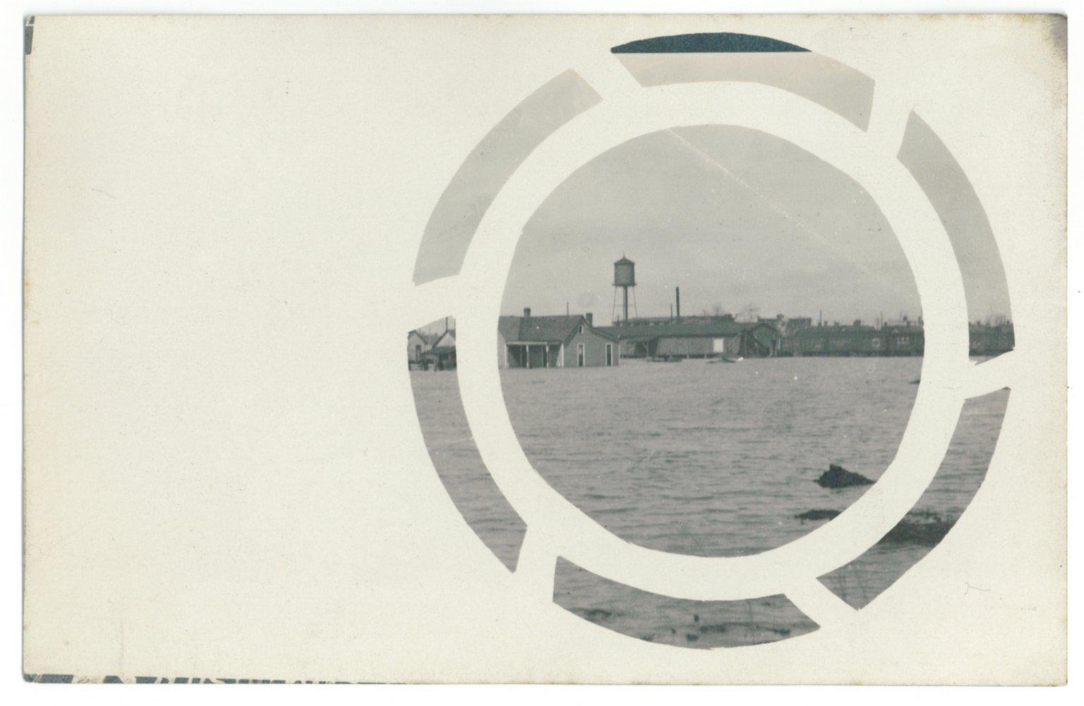 1913 Flood, Experiment