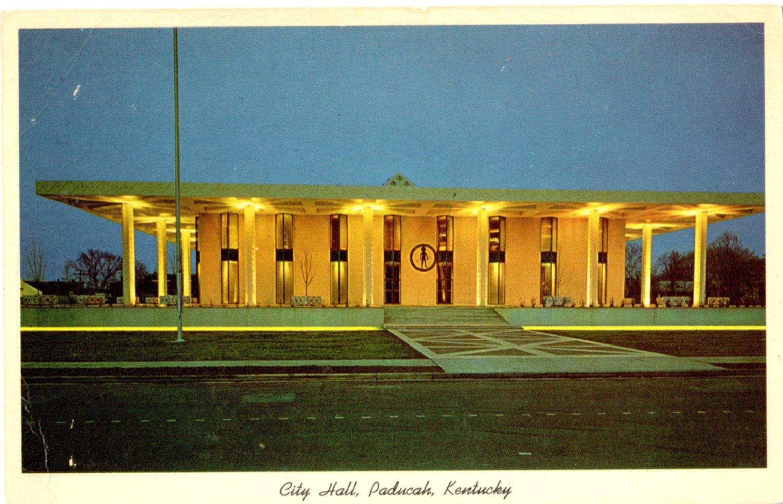 City Hall, Paducah, Kentucky