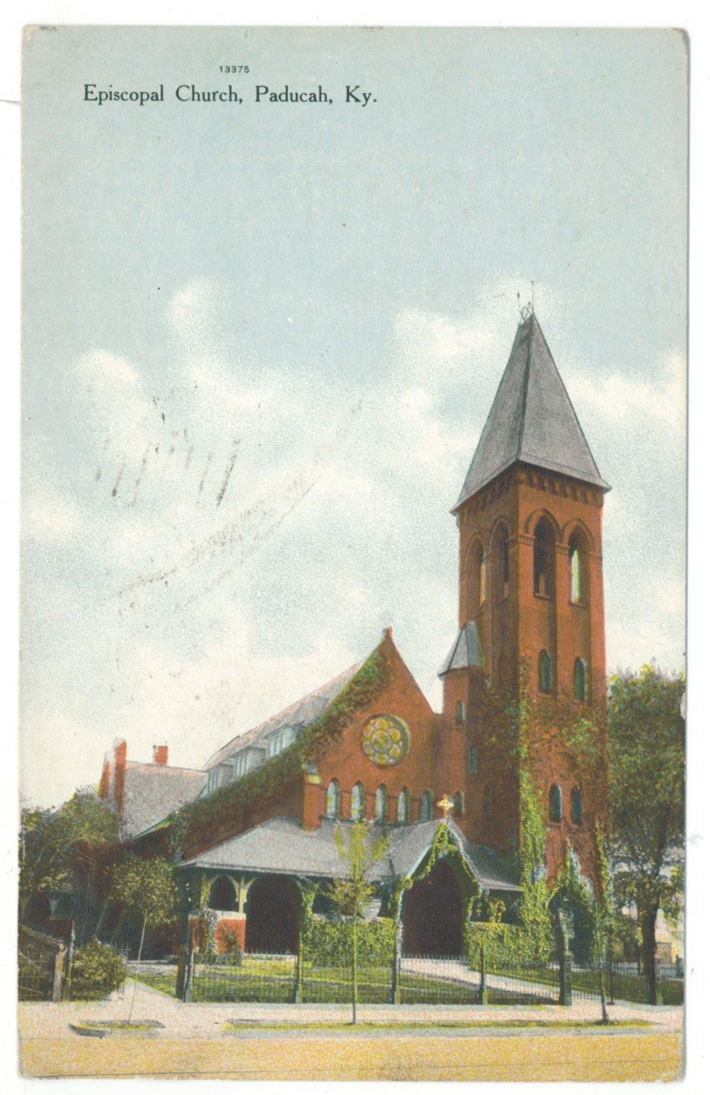 Episcopal Church, Paducah, Ky.