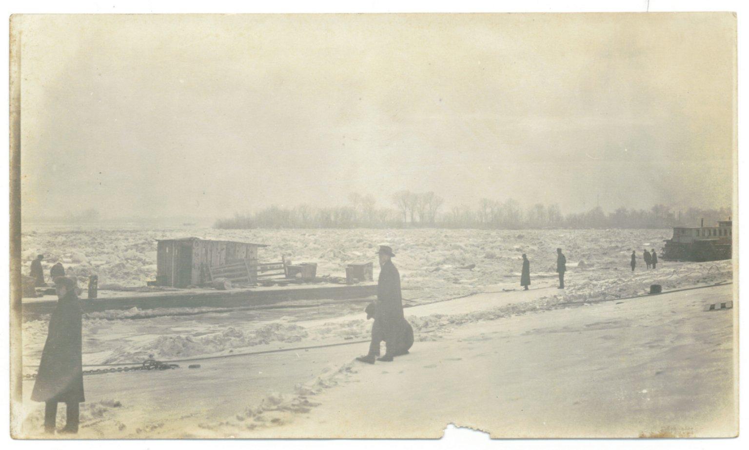 Famous Ice Harbor