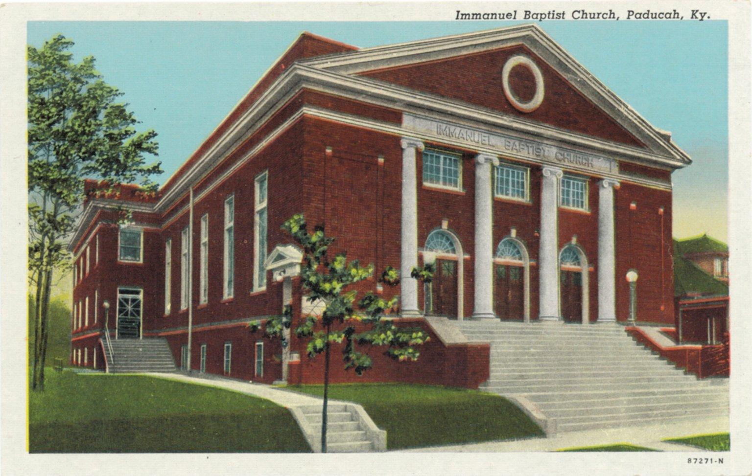 Immanuel Baptist Church, Paducah, Ky.