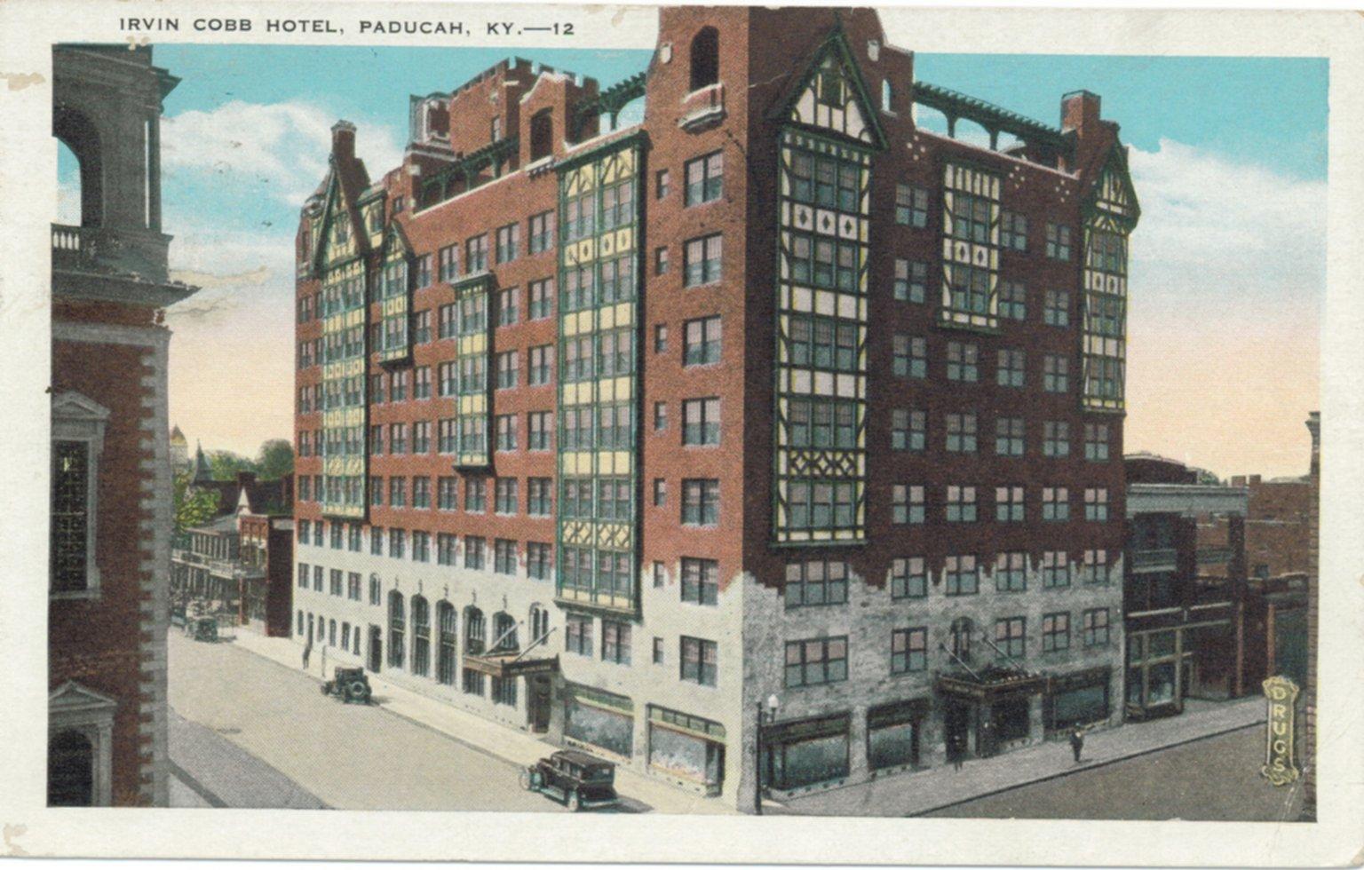 Irvin Cobb Hotel, Paducah, KY,-12